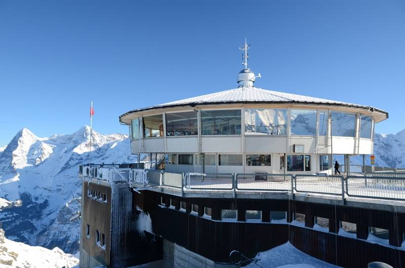 Mount Schilthorn