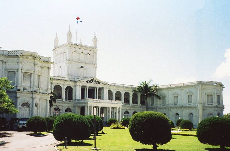 Presidential Palace, Asuncion