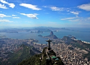 Visit and tour the top tourist attractions of Brazil