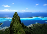 visit and tour the tourist attractions of the Pacific Islands