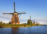 Visit and tour the top tourist attractions of the Netherlands
