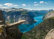 Visit and tour the tourist attractions of Norway