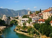 Visit and tour the top tourist attractions of Bosnia