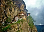 visit and tour the tourist attractions of Bhutan