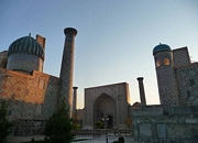 Visit and tour the top tourist attractions of Uzbekistan